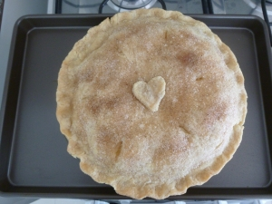 Traditional Apple Pie #2