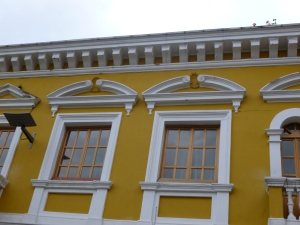 Building Windows: Quito, Ecuador