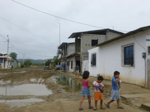 Kids On The Coast: Puerto Lopez, Ecuador