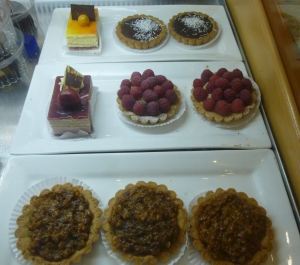 Pastry in Quito