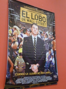 """The Wolf Of Wall Street:"" Paseo San Francisco Mall, Cumbaya, Ecuador"
