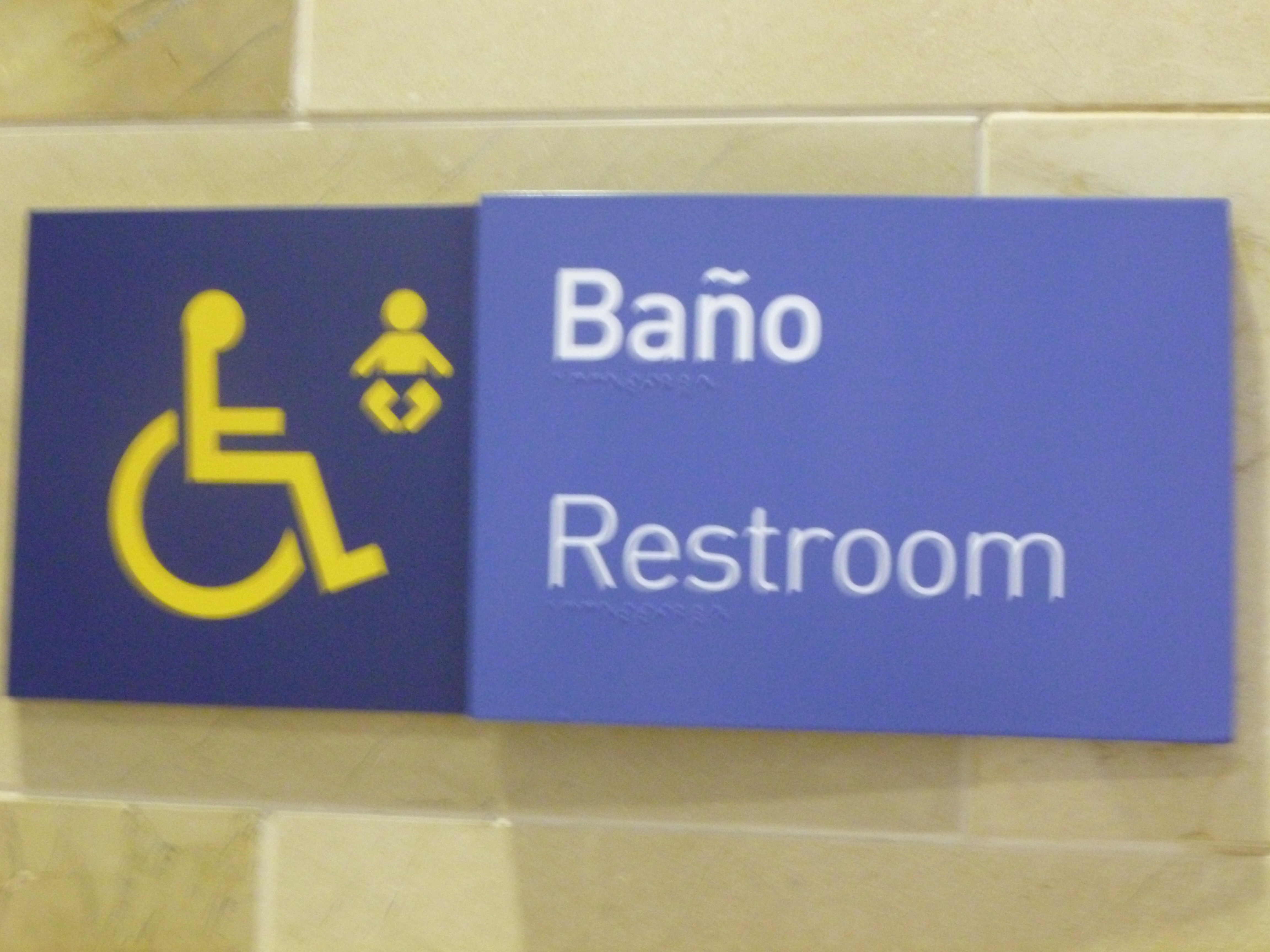 sign comments at bathroom college handicapped this looks from funny like my a man running transgender r