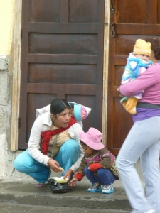 Mothers and Children: Ecuador